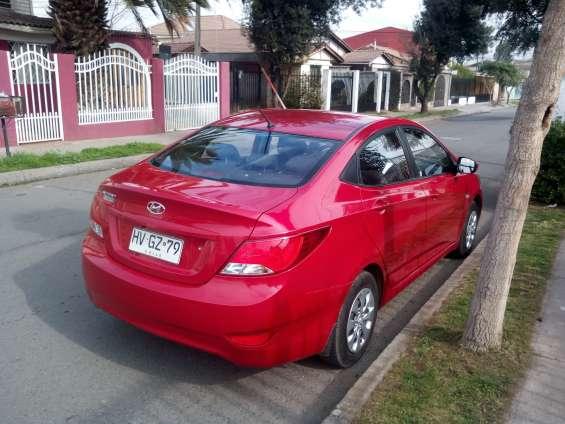 Hyundai accent rb gl 1.4 33.000km papeles al día