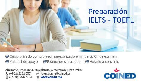 Preparación exámenes internacionales de inglés