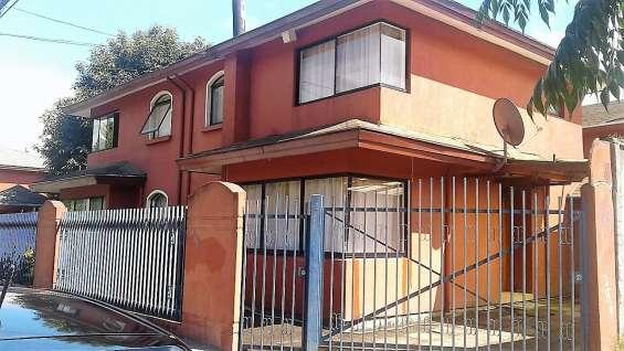Vendo hermosa casa esquina en chiguayante