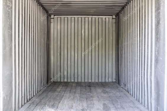 Container bodega, venta de contenedores