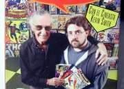Stan lee documental monstruos y superheroes vhs + dvd en español e ingles