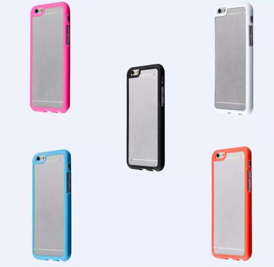 Para negocio: remate de carcasas iphone 6/6s + lámina de pantalla