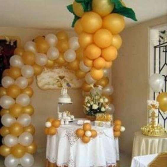 Curso/taller decoración con globos