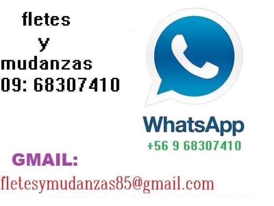 Fletes baratos quinta normal +56968307410
