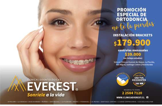 Ortodoncia clínica everest