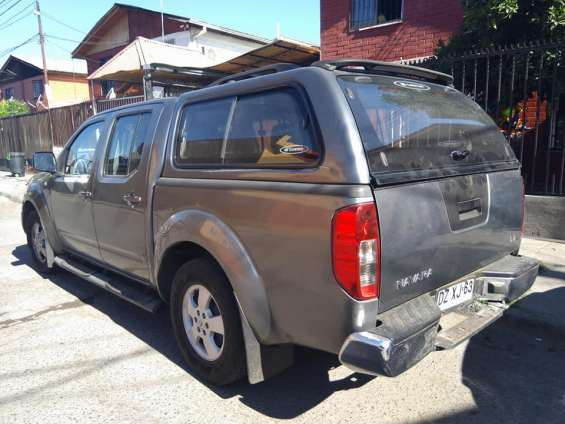 Nissan navara año 2012 full