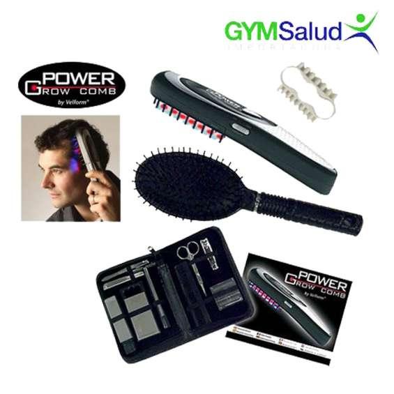 Power grow comb combate la caida del cabello