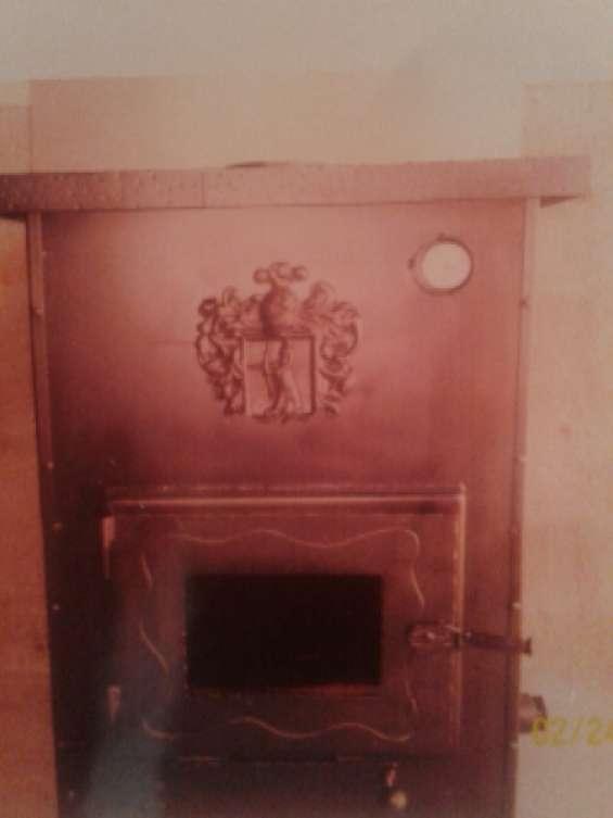 Calefacción central de calderas a leña