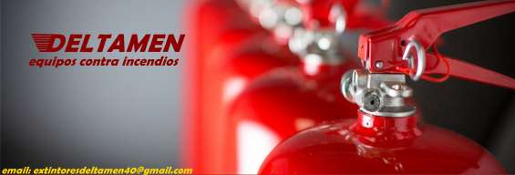 Extintores de polvo quimico para empresas