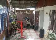 casa solida patio grande
