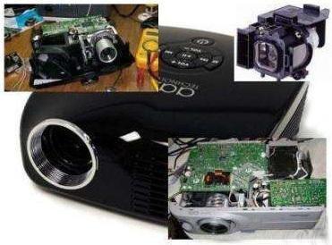 Reparación data show, proyectores multimarcas en concepción