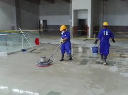 Aseo industrial - términos de obra