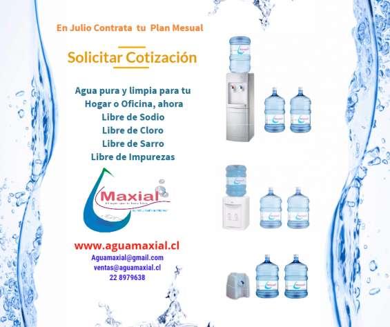 Promociones agua purificada