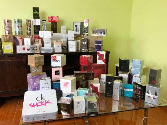 Perfumes originales sellados todas las marcas