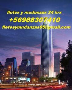 Aqui fletes baratos quilicura +56968307410