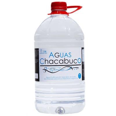 Bidon de agua purificada