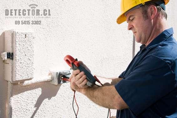 Detección de cortes eléctricos
