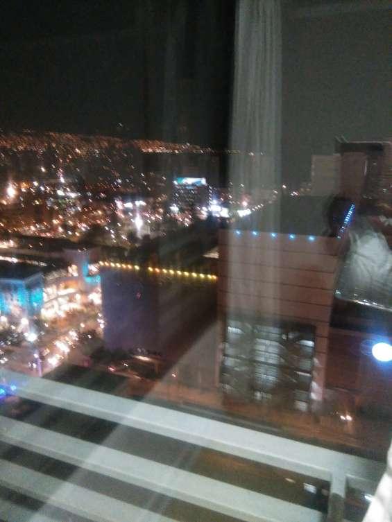 Vista desde el balcon del depto