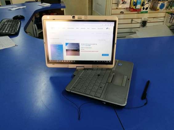 Notebook hp elitebook 2760p - tactil