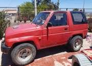 Vendo Jeep feroza 89 motor 96