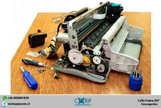 Servicio técnico impresoras y plotters de impresión