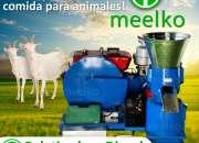 Peletizadora Meelko 230 mm 22 hp DIESEL