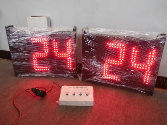 24 segundos con tiempo