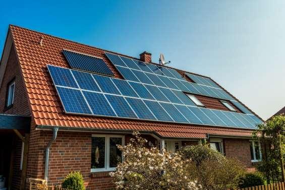 Fotos de Energía solar fotovoltaica 2