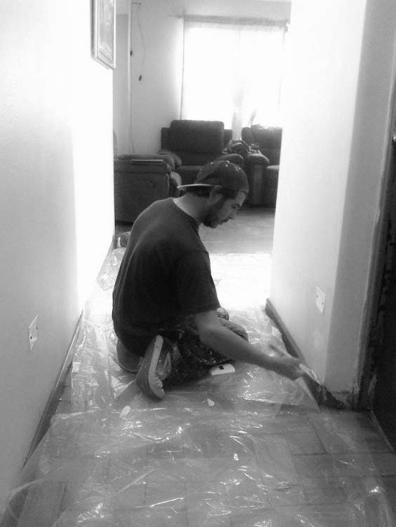 Maestro yesero y pintor