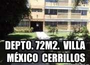 Vendo Depto. Condominio Villa Mexico Cerrillos Santiago