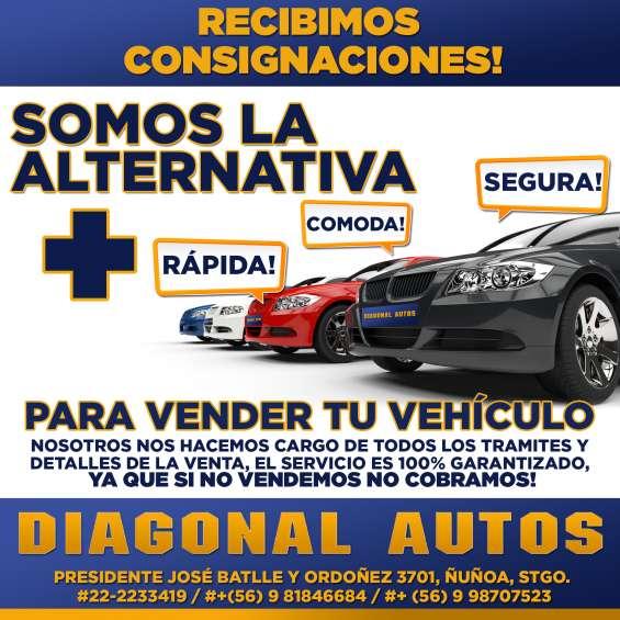 Consignacion de vehiculos