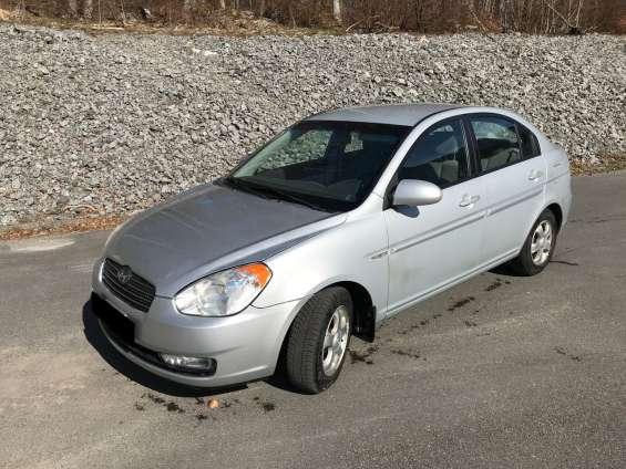 Hyundai accent : 2008