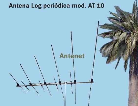Antenas de tv-fm para lugares dificiles