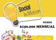 SOCIAL IN MOTION CAMPAÑAS PUBLICITARIAS