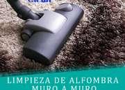¡Servicio a domicilio! Limpieza de alfombras
